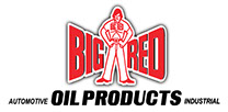 Big Red Oil logo - Bulk Oil Distributor, engine oil, hydraulic, diesel, full synthetic oils, Toronto